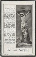 DP. JULES DEMARCIN + TRIEU-COURRIERE 1917-  33 ANS - Religion & Esotérisme