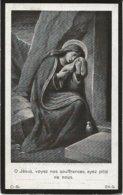 DP. MARIE DUTILLIEUX ° OHEY 1835- + 1917 - Religion &  Esoterik