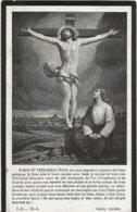 DP. EUDALIE DASNOY + ROSIERES-LA-PETITE 1919 A L'AGE DE 63 ANS - Religion & Esotérisme