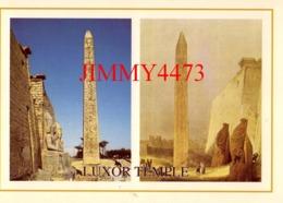 CPM - LOUXOR - LUXOUR TEMPLE - EGYPTE - - Luxor