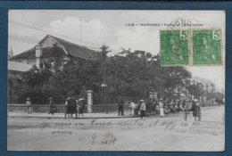 HAIPHONG - Postes Et Télégraphes - Vietnam
