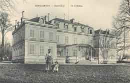CPA 91 Essonne Longjumeau Saint Eloi St Le Chateau - Longjumeau