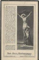 DP. ALEXANDRE DRAPPIER ° BLEHARIES 1846- + 1926 -PRESIDENT DU CONSEIL DE FABRIQUE DE L'EGLISE DE BLEBARIES - Religion & Esotérisme