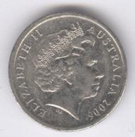 AUSTRALIA 2006: 50 Cents, KM 401, VF - 5 Cents