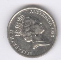 AUSTRALIA 1988: 5 Cents, KM 80 - 5 Cents