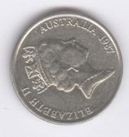 AUSTRALIA 1980: 5 Cents, KM 80, VF - 5 Cents