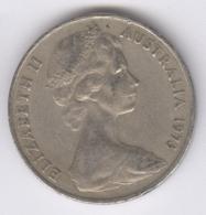 AUSTRALIA 1973: 20 Cents, KM 66, VF - 20 Cents