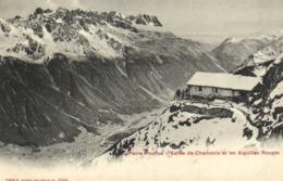 Pierre Pointue Vallée De Chamonix Et Les Aiguilles Rouges RV - Chamonix-Mont-Blanc