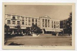 LE TOUQUET PARIS PLAGE - N° 53 - L' HOTEL DE L' HERMITAGE - CPA NON VOYAGEE - Le Touquet