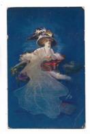 "E  Occhipinti    -   ""    Frauengestalten  ""   Tuck  Oilette - Illustratori & Fotografie"