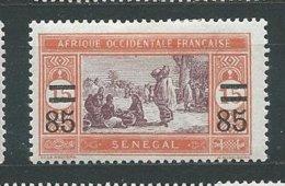 SENEGAL  N° 89  * TB  3 - Unused Stamps