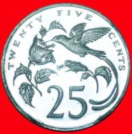 + USA (1971-1984): JAMAICA ★ 25 CENTS 1973 PROOF! LOW START ★ NO RESERVE! - Jamaica