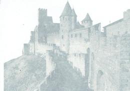 Ticket D'entrée Au Château Comtal De Carcassonne (04/07/1997) - Tickets D'entrée