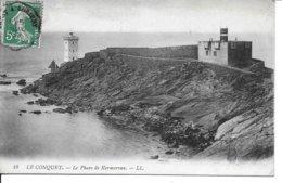 FINISTERE-LE CONQUET-Le Phare De Kermorvan ....MI - Le Conquet