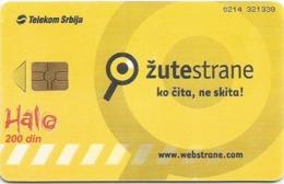 Serbia   30.000 / 06.2005.  Low Tirage - Jugoslawien