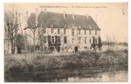 COUVRELLES LE CHATEAU PRIS DE LA PIECE D'EAU   B2001 - France