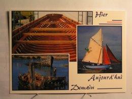 Transports - Bateaux - Voilier - Hier, Aujourd'hui, Demain - Segelboote