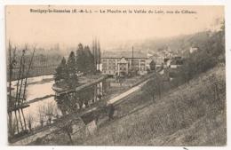 MONTIGNY LE GANNELON LE MOULIN ET LA VALLEE DU LOIR    B2006 - Montigny-le-Gannelon