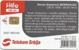 Serbia 130.000 / 11.2014. - Jugoslawien