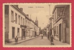 Alvegem - De Molenstraat  - Geanimeerd ... Winkel ( Verso Zien ) - Avelgem