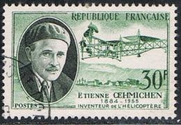 FRANCE : N° 1098 Oblitéré (Etienne Oehhmichen) - PRIX : 0,90 € Soit 30 % De La Cote - - France
