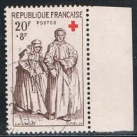 FRANCE : N° 1141 Oblitéré (Croix Rouge) - PRIX :  1,80 € Soit 30 % De La Cote - - Oblitérés