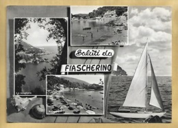 Fiascherino (SP) - Viaggiata - Autres Villes