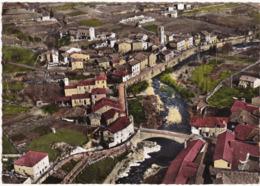 Ardèche : MARIAC : Vue Aérienne - Générale Du Pont De Fromentières - ( Ed. LAPIE ) C.p.s.m. Photo Vérit. Grand Format - Other Municipalities