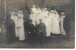G015 - OSPEDALE MILITARE SEZIONE ASILO INFANTILE  BOLOGNA STAF MEDICO -  F.P. NON VIAGGIATA 1916 - Bologna