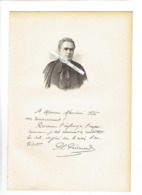 MONSEIGNEUR PECHENARD 1842 GESPUNSART 1920 SOISSONS EVEQUE DE SOISSONS PORTRAIT AUTOGRAPHE BIOGRAPHIE ALBUM MARIANI - Historische Dokumente