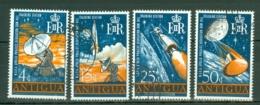 Antigua: 1968   N.A.S.A. Apollo Project & Dow Hill Tracking Station Inauguration   Used - Antigua & Barbuda (...-1981)