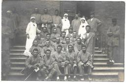 G016 - OSPEDALE MILITARE SEZIONE ASILO INFANTILE  BOLOGNA - GRUPPO SOLDATI AMMALATI -  F.P. NON VIAGGIATA 1915 - Bologna