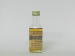 1 Mignonnette De Whisky CRAGGANMORE 12 YEARS OLD - Mignonnettes