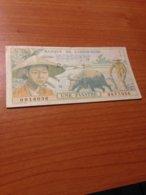INDOCHINE -  1 Piastre 1949  TB  ( Port Offert ) - Indochina