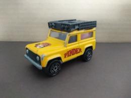 Pinder - Land Rover - Majorette - Oud Speelgoed