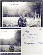 Photo , 1940 , Compiègne , Rethondes , Capitulation , Armistice , Ww2 , Propaganda , Hitler , 39-45 , Campagne De France - Lugares
