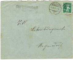 1909, Selt. L2 (Kanton Zürich),   #2567 - Poststempel