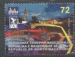 MK 2019-19 F A I World Cup, NORTH MACEDONIA, 1 X 1v, MNH - Macédoine