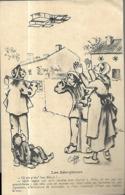 CLestin 1910  Les Aéroplanes  CPA 1911 - Autres Illustrateurs