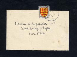 MAURY N°1003 - SUR BANDE ECRIT PERIODIQUES POUR  INTERIEUR DU 5/04/1956 - 1921-1960: Periodo Moderno