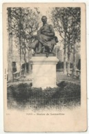 75 - PARIS 16 - (Square Lamartine) - Statue De Lamartine - BF 161 - District 16