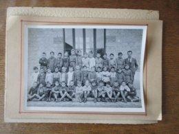 VAILLY SUR AISNE PHOTO DE CLASSE DE MONSIEUR LOUVET?  18cm/13cm - Identifizierten Personen
