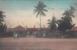 Rangoon - Port Trust Godowns Strand - Myanmar (Burma)