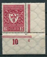 Germania - Deutsches Reich - Mi. 199 ** - Neufs