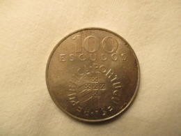 Portugal 100 Escudos 25 De Abril 1974 - Portugal