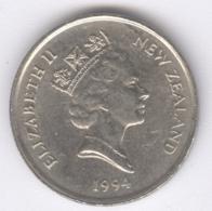 NEW ZEALAND 1994: 5 Cents, KM 60 - New Zealand
