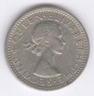 NEW ZEALAND 1964: Sixpence, KM 26 - New Zealand