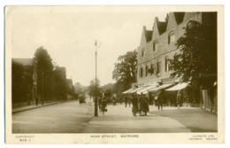 Watford. Hight Street. 1952. - Herefordshire