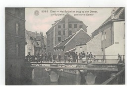 2389  Diest - Het Spijker En Brug Op Den Demer.  Le Spijkel Et Pont Sur Le Démer - Diest