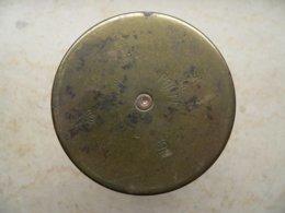 Douille Allemande 77 Mm Datée 1911 - Decorative Weapons